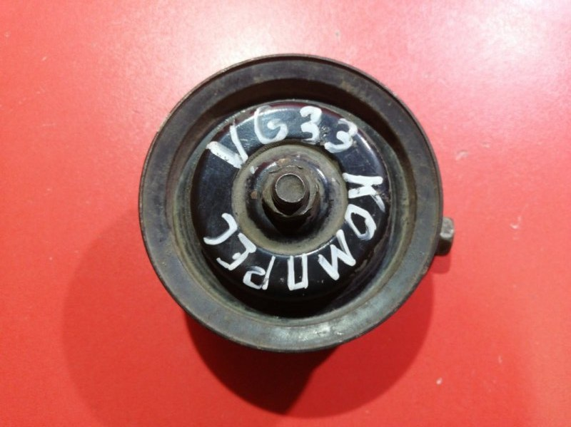 Ролик натяжной Nissan Elgrand ALWE50 VG33E 1997 (б/у)