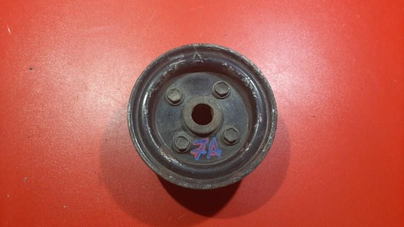 Шкив помпы Toyota Caldina AT191 2C 1997 (б/у)