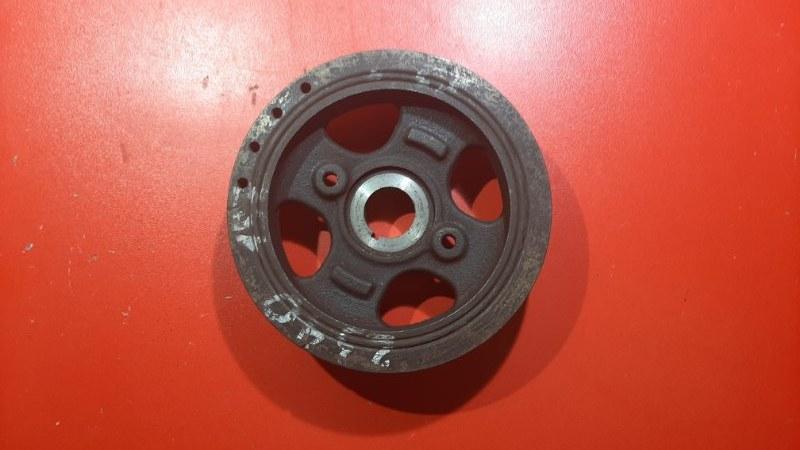 Шкив коленвала Toyota Premio AZT240 2ZRFAE 2001 (б/у)