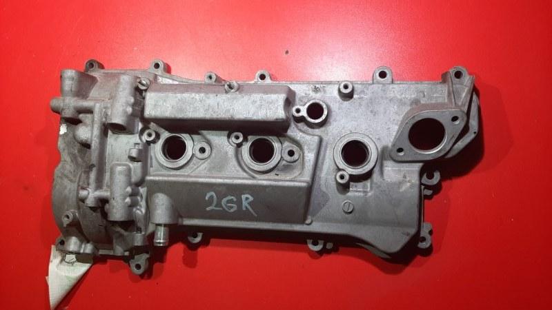 Крышка клапанов Lexus Rx350 GSU35 2GR-FE 2006 правая (б/у)