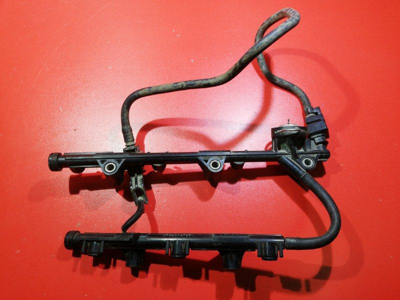 Рейка топливная Lexus Rx330 GSU30 2GRFE 2003 (б/у)