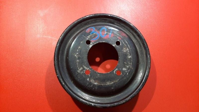 Шкив коленвала Toyota Estima Emina CXR10 3CT 1998 (б/у)