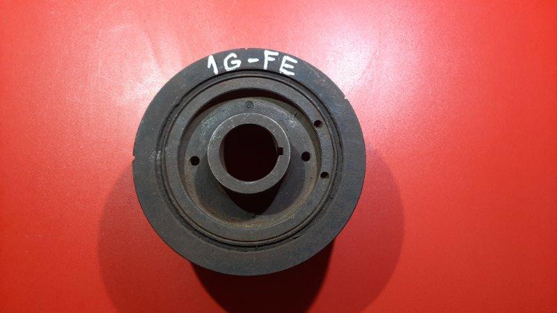 Шкив коленвала Toyota Crown GS151 1GFE 1995 (б/у)