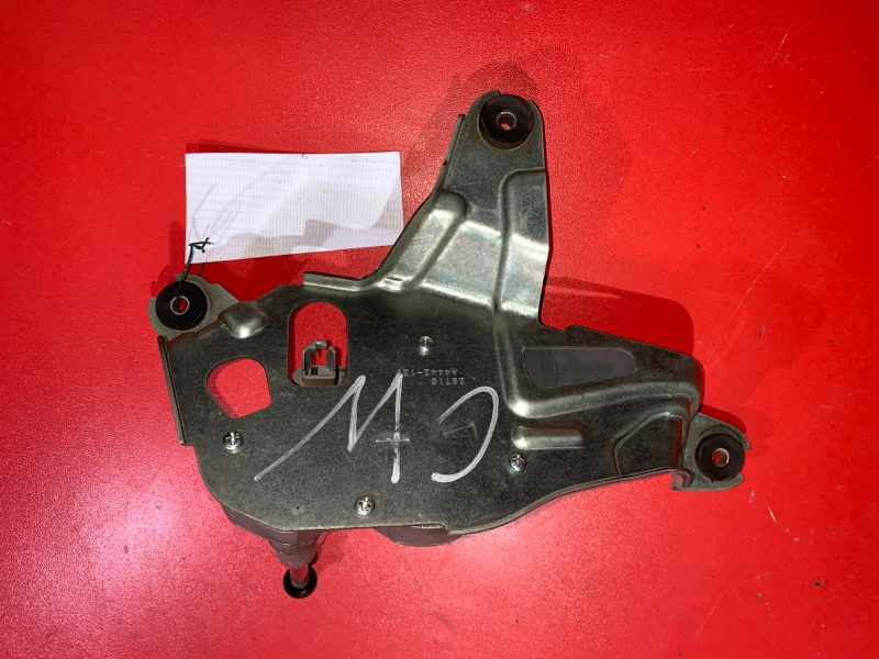 Моторчик заднего дворника Nissan X-Trail T31 M9R 2007 (б/у)