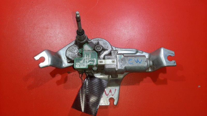 Моторчик заднего дворника Mitsubishi Outlander CW4W 4B11 2007 (б/у)