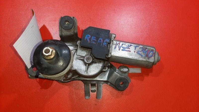 Моторчик заднего дворника Toyota Premio AZT240 1AZFSE 2001 (б/у)