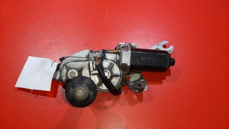 Моторчик заднего дворника Nissan Skyline HV35 VQ35DE 2001 (б/у)