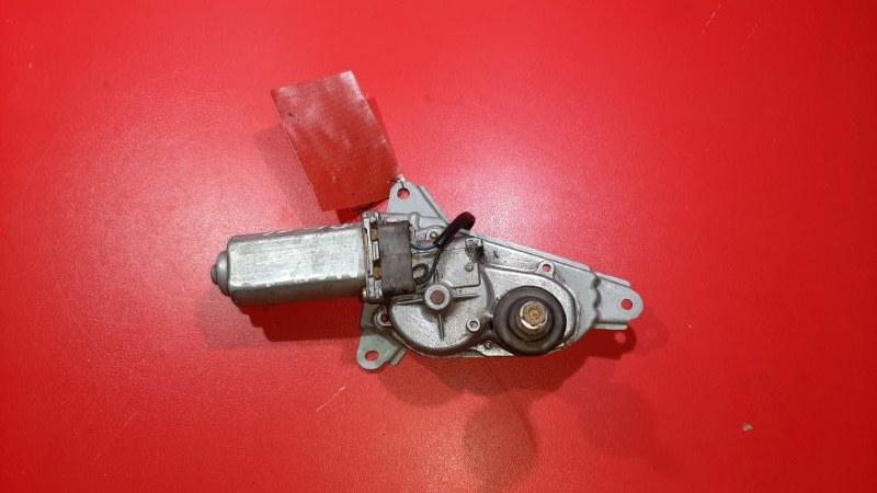 Моторчик заднего дворника Toyota Funcargo NCP20 1NZ-FE 1999 (б/у)