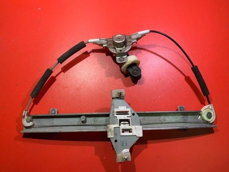 Стеклоподъемник Chevrolet Aveo T250 F14D3 2007 задний левый (б/у)