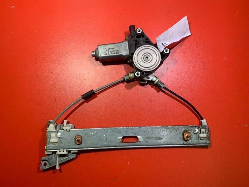 Стеклоподъемник Ford Escape ZD DURATEC30 2007 задний левый (б/у)