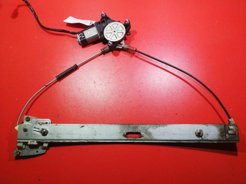 Стеклоподъемник Ford Escape DA DURATEC23 2000 задний левый (б/у)