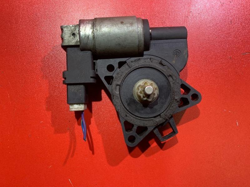 Моторчик стеклоподъемника Mazda Demio DY3R ZL 1996 задний левый (б/у)