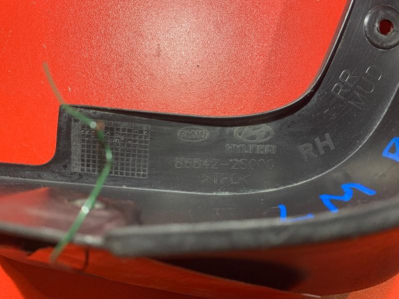 Брызговик Hyundai Ix35 LM D4HA 2010 задний правый (б/у)