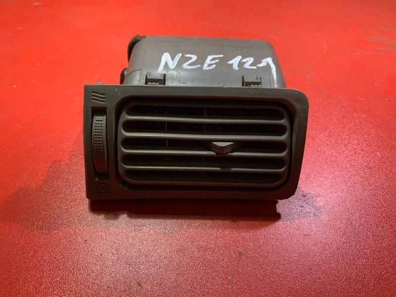 Дефлектор Toyota Allex NZE121 1NZ-FE 2001 левый (б/у)