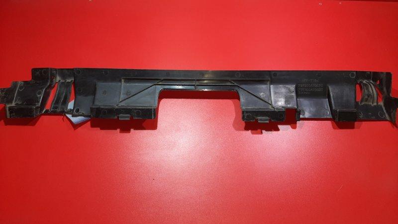 Защита радиатора Nissan X-Trail T31 M9R 2007 передняя нижняя (б/у)