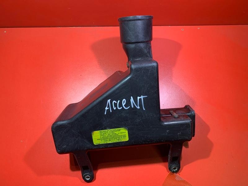 Резонатор воздушного фильтра Hyundai Accent LC G4ECG 1999 (б/у)