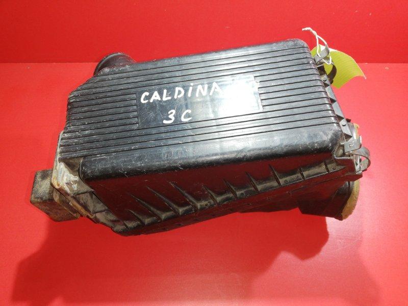 Корпус воздушного фильтра Toyota Carina CT190 4SFE 1992 (б/у)