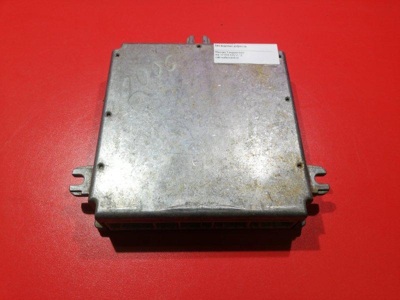 Блок управления двс Honda Fit GD1 L13A 2006 (б/у)