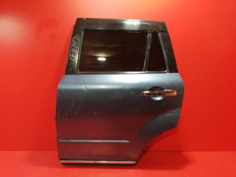 Дверь Mazda Verisa DC5R ZY-VE 2005 задняя левая (б/у)