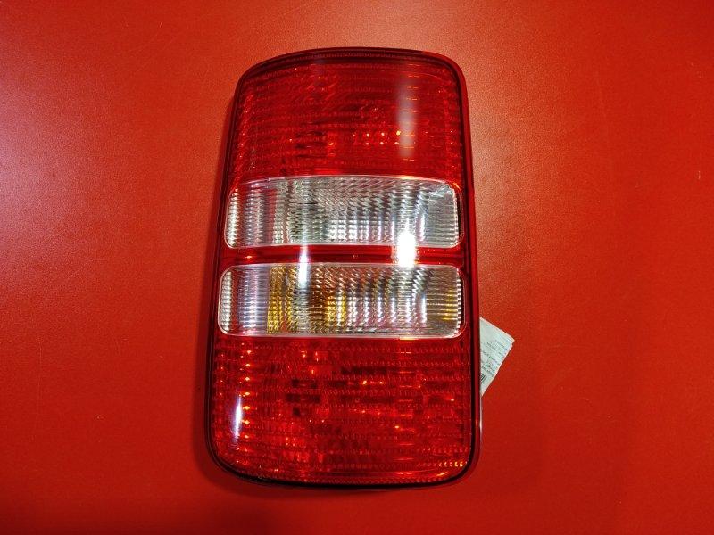 Фонарь Volkswagen Caddy 2KB BCA 2003 задний левый (б/у)