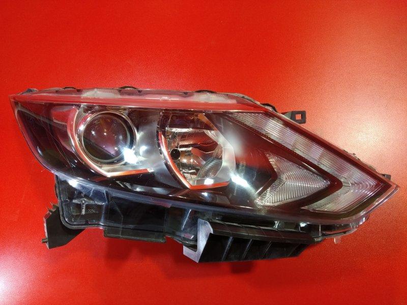 Фара Nissan Qashqai J11 MR20DD 2014 правая (б/у)