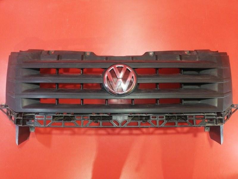 Решетка радиатора Volkswagen Crafter 2EA BJJ 2011 передняя (б/у)