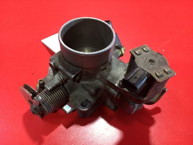Дроссельная заслонка Mazda Premacy CP8W FS-DE 1999 (б/у)