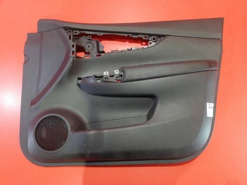 Обшивка двери Nissan Qashqai J11E H5FT 2013 передняя правая (б/у)