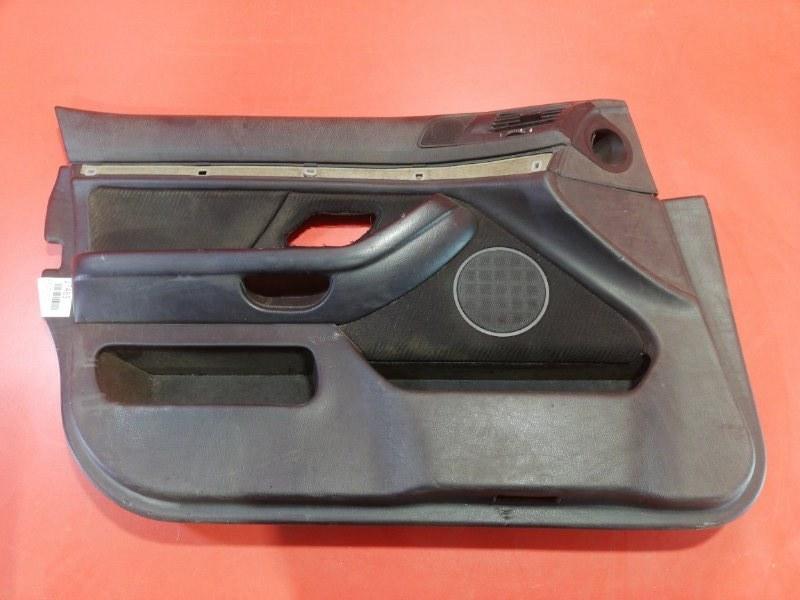 Обшивка двери Bmw 5-Series E39 M52B20 1995 передняя левая (б/у)
