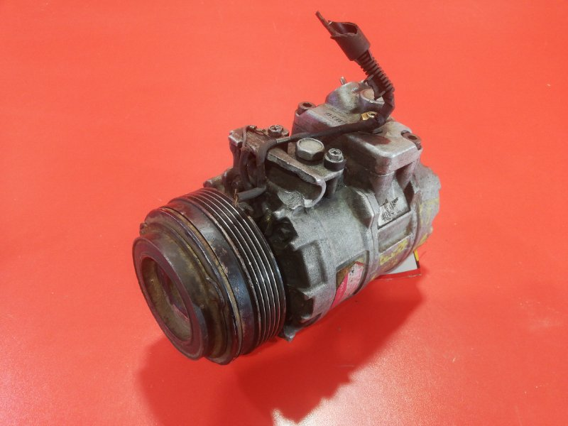Компрессор кондиционера Bmw 5-Series E39 M52B25 1995 (б/у)