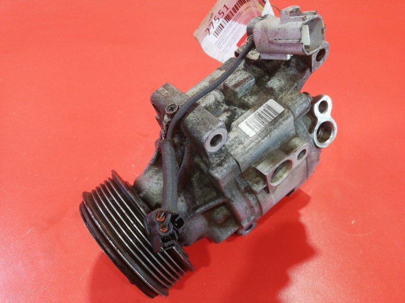 Компрессор кондиционера Toyota Premio NZT240 1ZZFE 2001 (б/у)