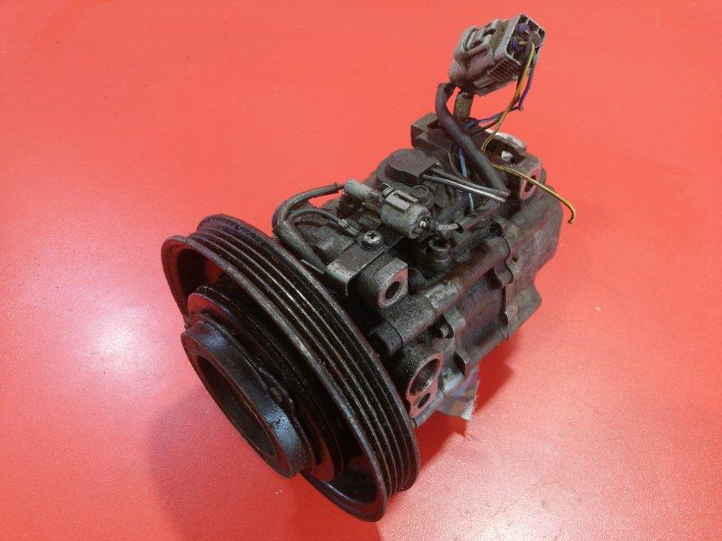 Компрессор кондиционера Toyota Sprinter AE111 4AFE 1991 (б/у)