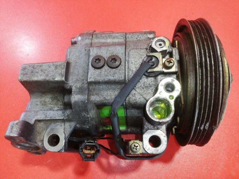 Компрессор кондиционера Nissan Pulsar EN15 GA15DE 1995 (б/у)