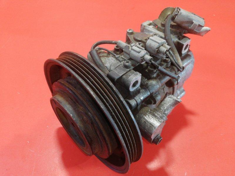 Компрессор кондиционера Toyota Carina AT190 7AFE 1992 (б/у)