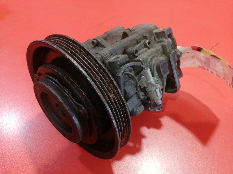Компрессор кондиционера Toyota Sprinter AE100 4AF 1991 (б/у)