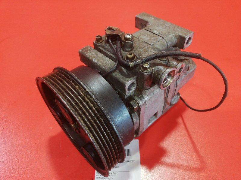 Компрессор кондиционера Mazda Premacy CP8W FP-DE 1999 (б/у)