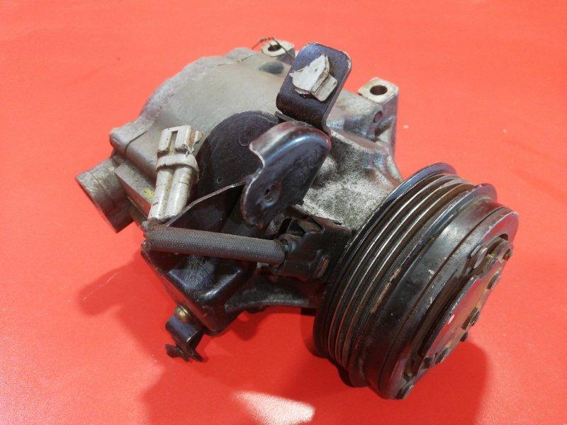 Компрессор кондиционера Subaru Legacy BL5 EJ201 2008 (б/у)