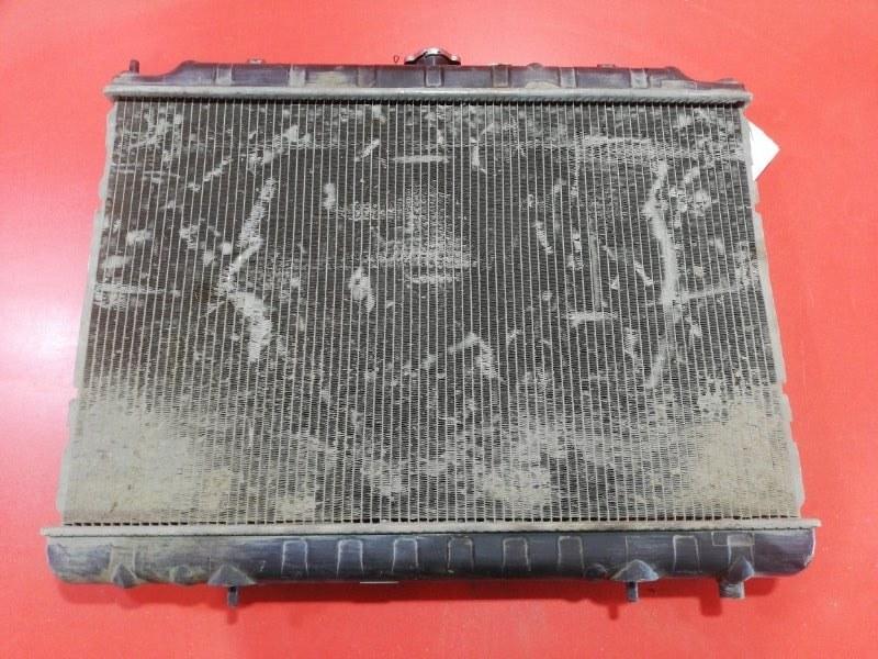 Радиатор двс Nissan Presage VU30 YD25DDT 1999 (б/у)