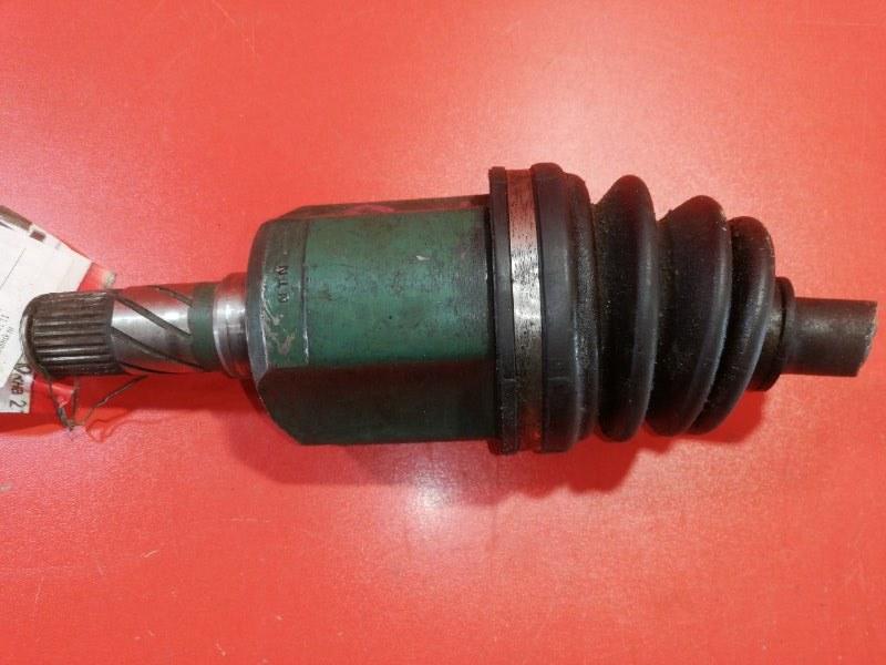 Шрус Mazda Mpv LW GY 1999 передний левый (б/у)