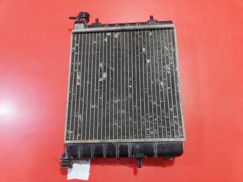 Радиатор двс Hyundai Accent LC G4ED 1999 (б/у)