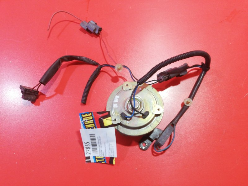 Мотор радиатора кондиционера Honda Hr-V GH2 D16A 1998 (б/у)