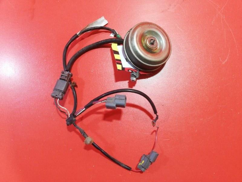 Мотор вентилятора охлаждения Honda Civic EK3 D15B 1995 (б/у)