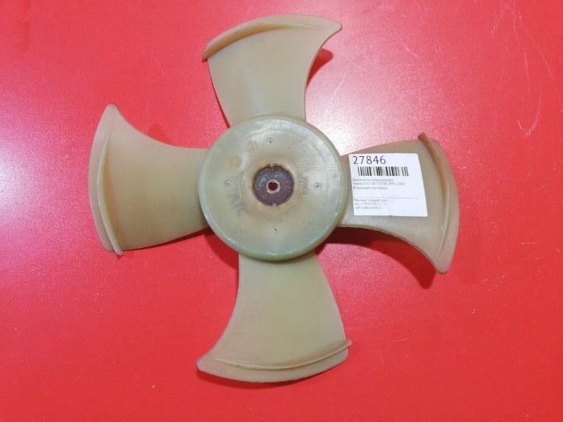 Вентилятор радиатора кондиционера Honda Civic EK3 D15B 1995 (б/у)