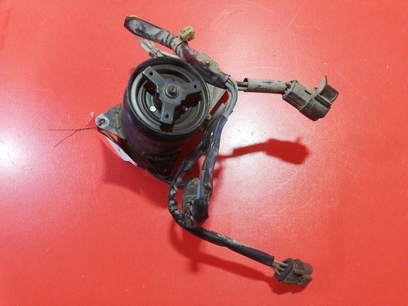 Мотор радиатора двс Nissan Serena KVNC23 CD20ET 1995 (б/у)