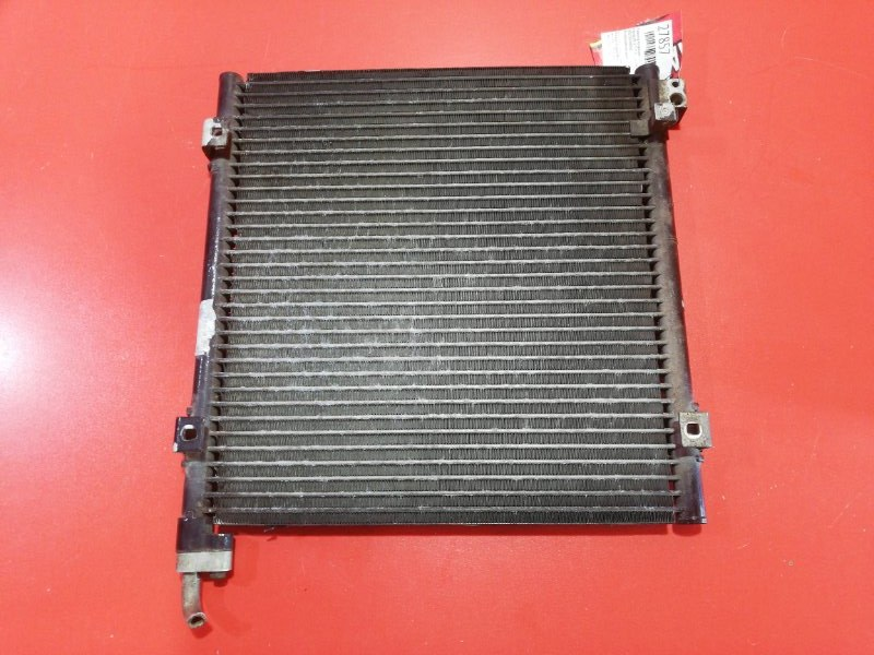 Радиатор кондиционера Honda Hr-V GH2 D16A 1998 (б/у)