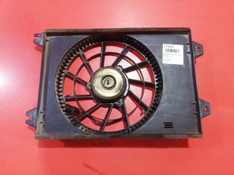 Диффузор радиатора Mitsubishi Pajero Io H66W 4G93 1998 (б/у)