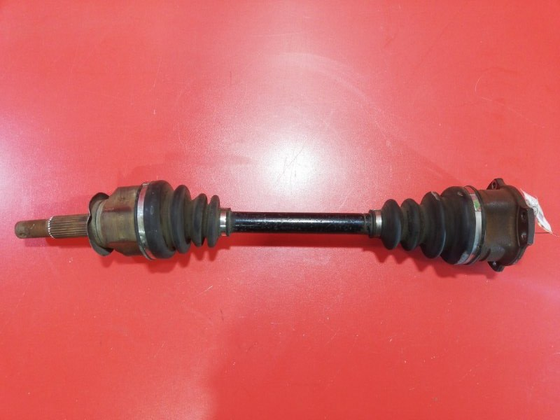 Привод Nissan Laurel HC35 RB20E 1997 задний левый (б/у)