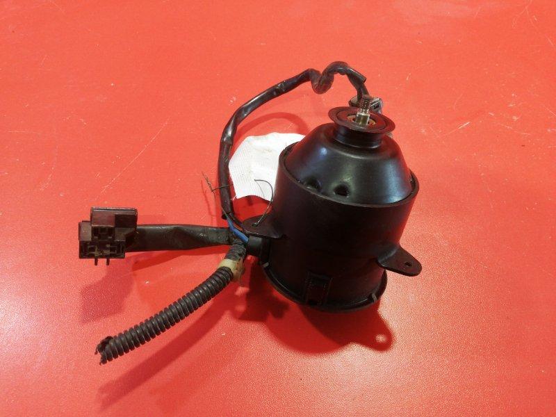 Мотор вентилятора охлаждения Mazda Demio DW3W B3 1996 (б/у)