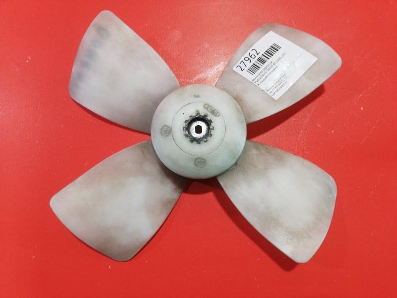 Крыльчатка вентилятора охлаждения Mazda Demio DW3W B3 1996 (б/у)