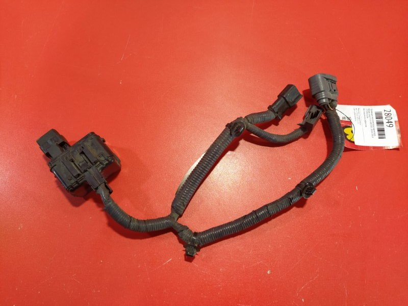 Проводка вентилятора радиатора Nissan Juke F15 HR15DE 2010 (б/у)